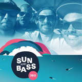 NME Click with MC Marvelous & MC Soultrain @ Sun And Bass 2017 (08.09.17@ Ambra Day)