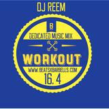 Reebok Crossfit Games 16.4 DJ Reem