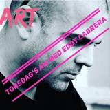 Redward aka Eddy Cabrera - Live session After Work at ART in Stockholm Sweden April 20th 2017