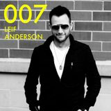 DJ Leif Anderson - Podcast 007 - 4/1/16