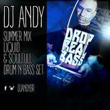 DJ ANDY DNB SUMMER MIX