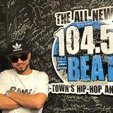 Dj Arsonist - 104.5 The Beat Beacham Bomb Mix 07.01.18