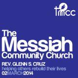 Rev. Glenn Cruz - Helping Others Rebuild their Lives [03/02/2014]