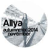 Allya - Autumnmix November 2014 (Deep House Live session)