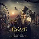 Escape All Hallows Eve  - 12th Planet Live - 31-Oct-2014