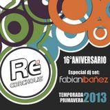 REcorcholis 16° aniversario - Primavera 2013 - Episodio # 16