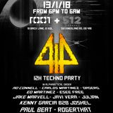 4by4 1st Anniversary party Promo mix: Joshel