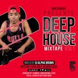 DEEP HOUSE MIXTAPE by Dj Alpha Brown (RuntownDjs)