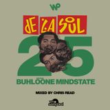De La Soul 'Buhloone Mindstate' 25th Anniversary Mixtape mixed by Chris Read