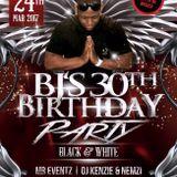 BeeJay 30th Bday Set