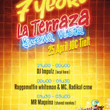 dj Biool @ 7 Years La Terraza 25-04-2014