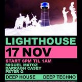 Miguel Matoz Live at Lighthouse 17/11/2014
