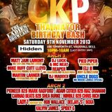 Land Of The Legends - Mc PSG & CKP BDay Bash Promo