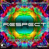 Respect - Dunle Goaleidoscopic DjSet