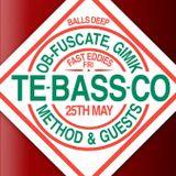 Ob Fuscate Drops Te-Bass-Co Promo