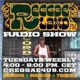 Reggaeland FM radio show @ reggae4us.com (18-Feb-2014 / P1)