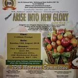 New Jerusalem Parish, Bradford - Harvest of Glory 2016