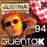 Austria Music Show 94 (Week Halftime) von und mit Guenta K