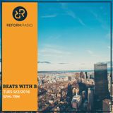 Beats with B 9th February 2016