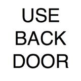 Librarian - Back door mix!