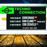 Darksnake exclusive radio mix Techno Connection UK Underground FM 15/12/2018