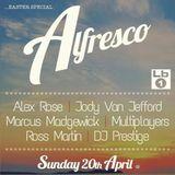 047 - Alex Soundcanvas - Live @ Alfresco April 2014