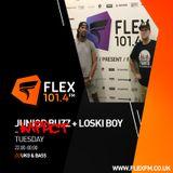 Impact & Loski Boy (in for Junior Buzz) 02 OCT 2018