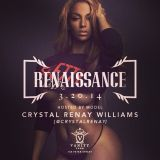 Renaissance (03.20.14) @VanityRoom Toronto - [Promotional Use Only]