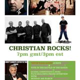Christian Rocks on Rockers Dive Chat Highlights March 16th (russell crowe/half decent/grace williams