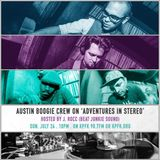 J Rocc's Adventures In Stereo w special guest/ Austin Boogie Crew