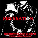 Second time Skunxation broadcasting