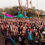 Wodjer Want at Regrowth Festival Australia 2014  - Sunday Sunset