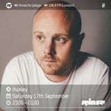 Final Rinse FM show 17th September 2016