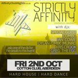 DJ EGG LIVE @ STRICTLY AFFINITY