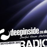 DEEPINSIDE - Soulful House Station (November 2012)