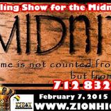 Icebox International Presents The Healing Show For The Midnite Band on Zionhighness Radio