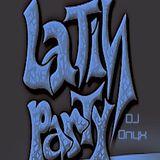 Dj Onyx - Latin Party 2016 Mix
