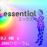 DJ NB x JONのセーラム - E S S E N T I A L ミックス
