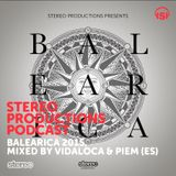 WEEK33_15 Balearica 2015, Mixed by Vidaloca & Piem (ES)