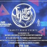 """""""Just For U"""" Charity House Event  ( Beyond Tone Dark Mix)"""