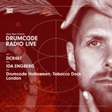 DCR487 – Drumcode Radio Live – Ida Engberg live from Drumcode Halloween at Tobacco Dock in London