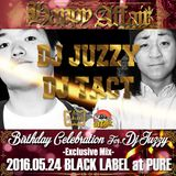 "Birthday Bash Mixtape ""2016.05.24 BLACK LABEL at pure"""