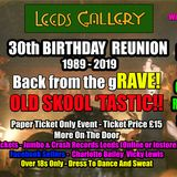 The Leeds Gallery Reunion 2017 - Rob Tissera Pt1