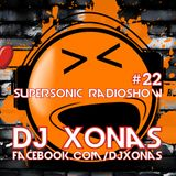 Supersonic Radioshow #22