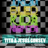 Troubled Kids (Jesus Gonsev & Tito) @ The Room (10.12.10) Part. 1