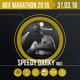 Hotmixat7 #7 The Mix Marathon 2016 DJ #1 Speedy Darky.
