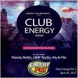 DJ Randy Bettis presents: EnergyFM Mixshow, Episode 3