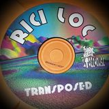 *Transposed* 2001 All Vinyl Techno/Tech House/Proggy House DJ Mix By Rici-Loc Live @ The Hill