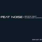 Peat Noise @ Drastic Night, Kisterem, Eger (Hungary) (26.10.2013)