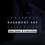 LOWERDOSE Radio Show -  Ep. 09 GUEST MIX: JOAO CESER & LOWERDOSE - Gioconda Radio